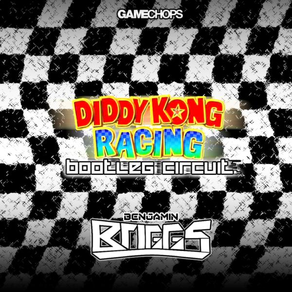 Benjamin Briggs – Diddy Kong Racing: Bootleg Circuit