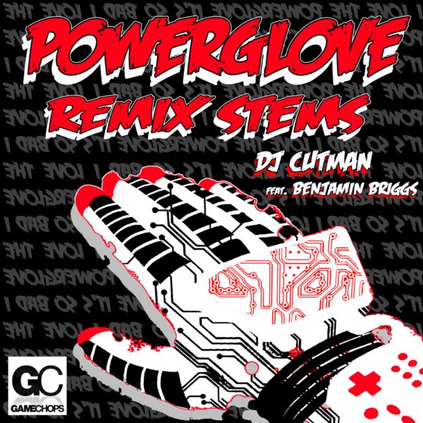 Powerglove Remix Stems