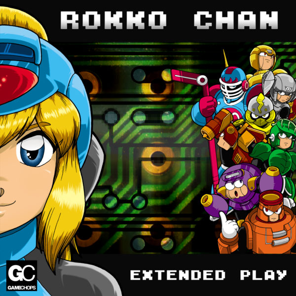 Rokko Chan – Extended Play