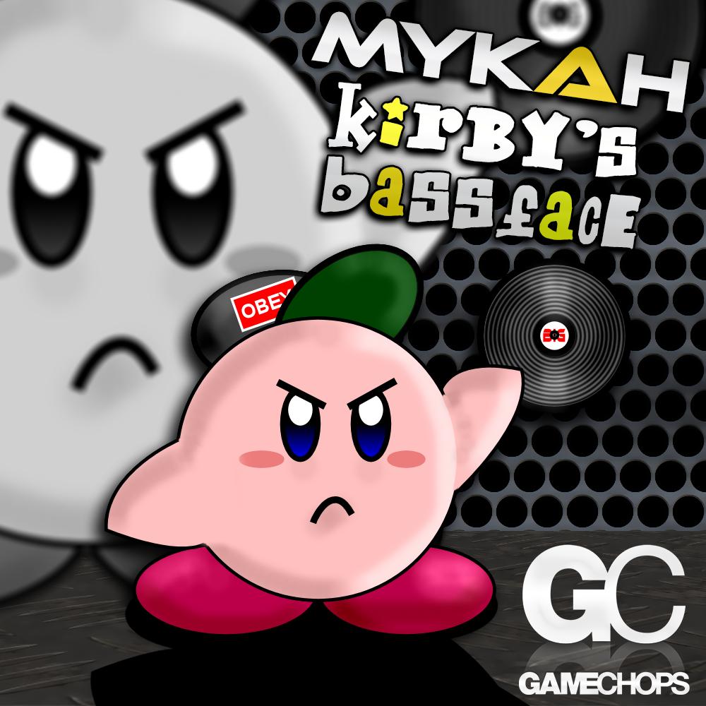 Mykah   Kirby's Bassface
