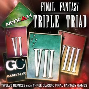 Triple Triad (album cover)