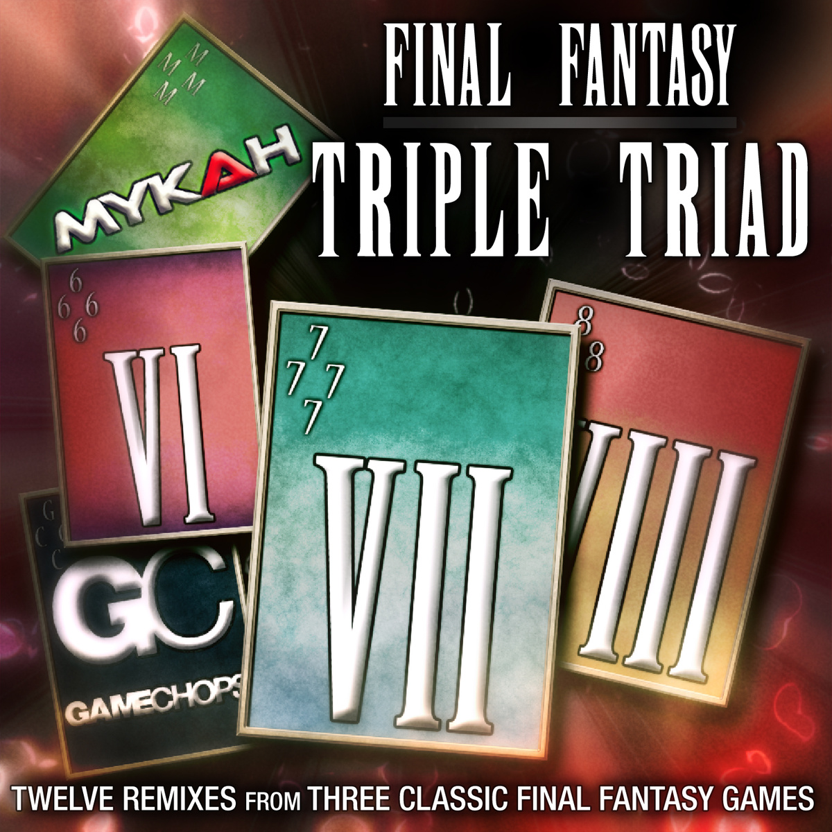 Mykah | Triple Triad
