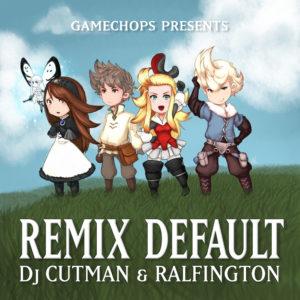 Remix Default - Bravely Default Remix Album by GameChop(album cover)