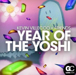 Year of the Yoshi GameChops Yoshi Remix Album Cover