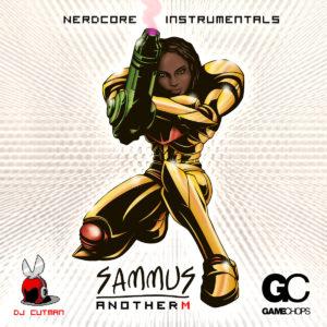 Dj CUTMAN and Sammus - Nerdcore Instrumentals 2