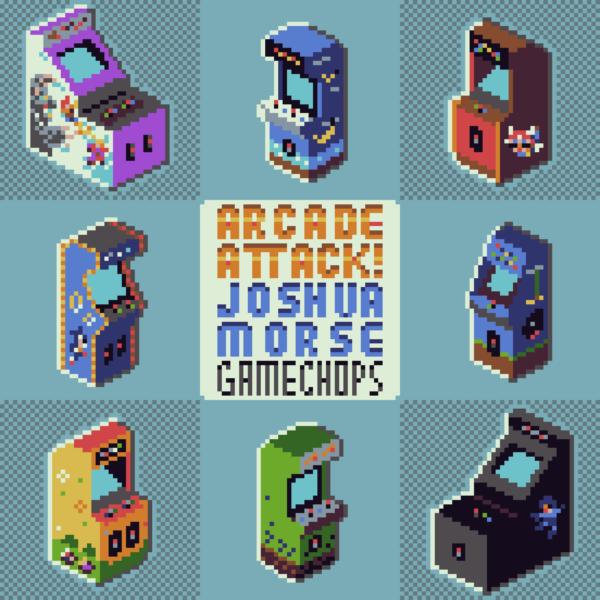 Joshua Morse | Arcade Attack!