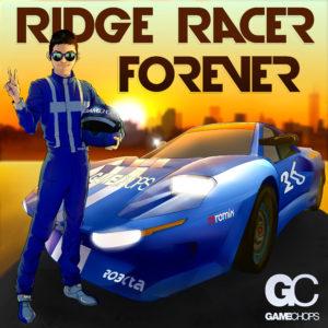 RobKTA - Ridge Racer Forever album art