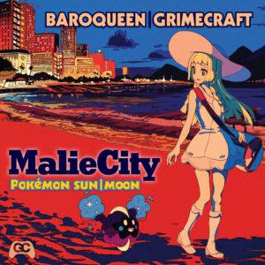baroqueen_maliecity_cover