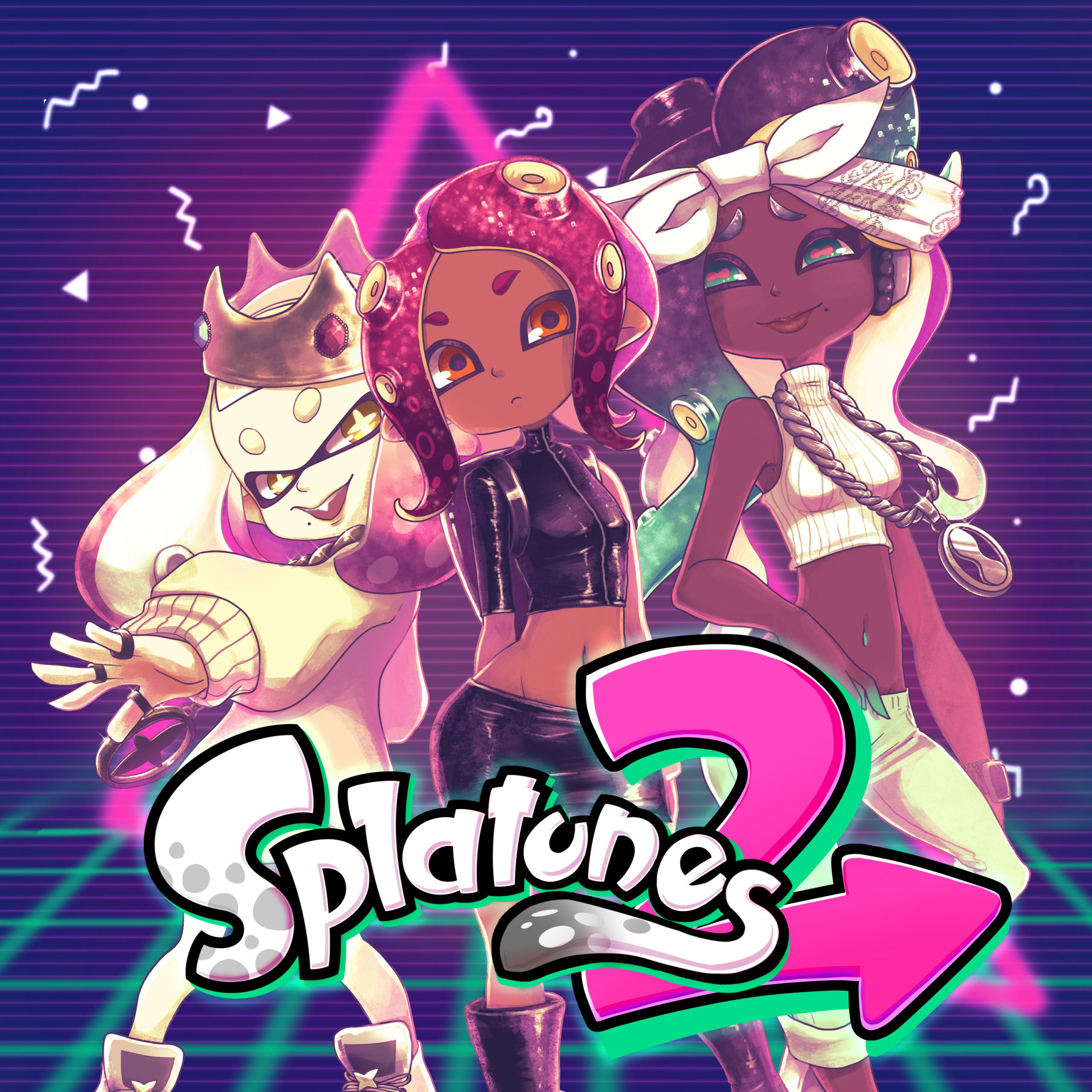 Splatunes 2