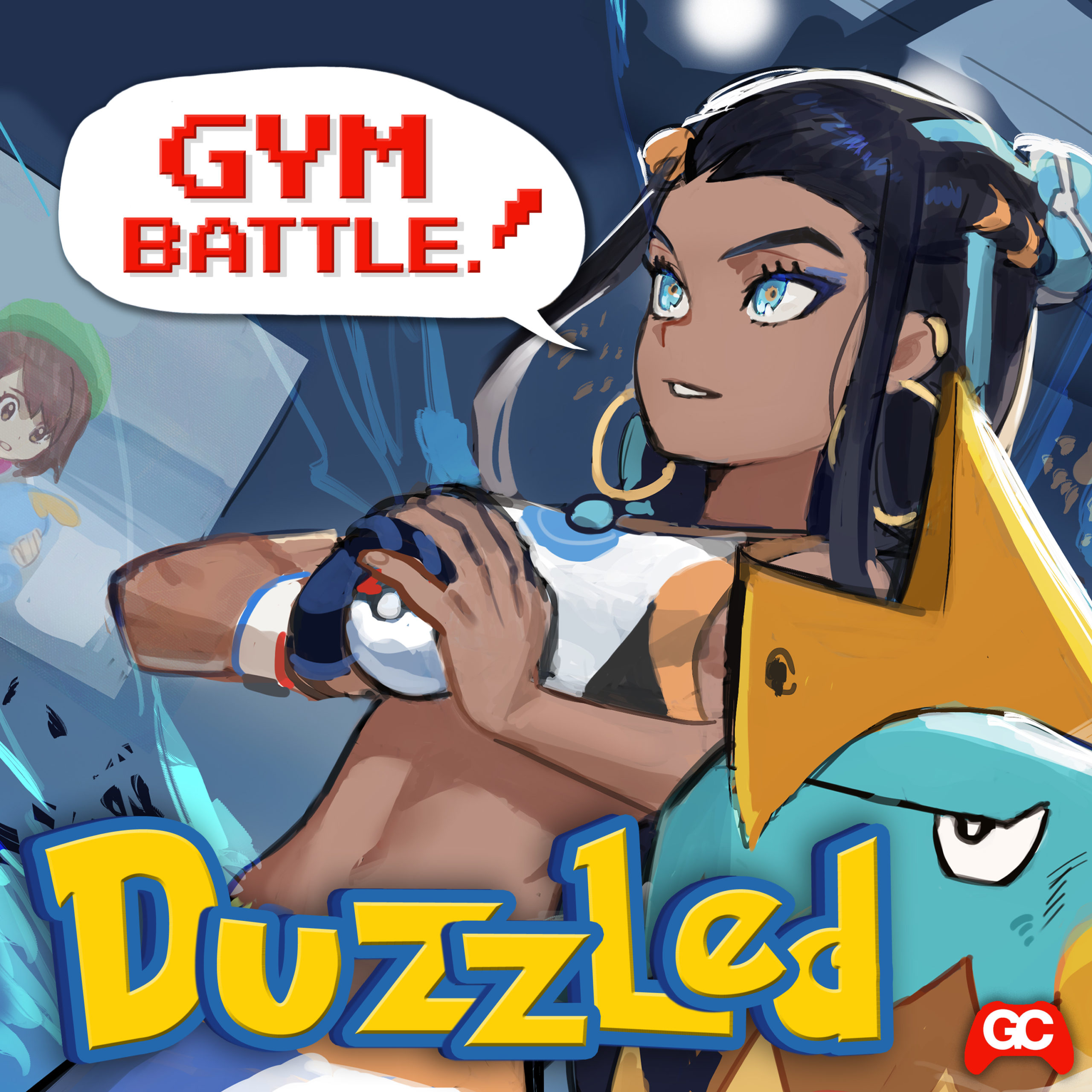 Duzzled – Gym Battle