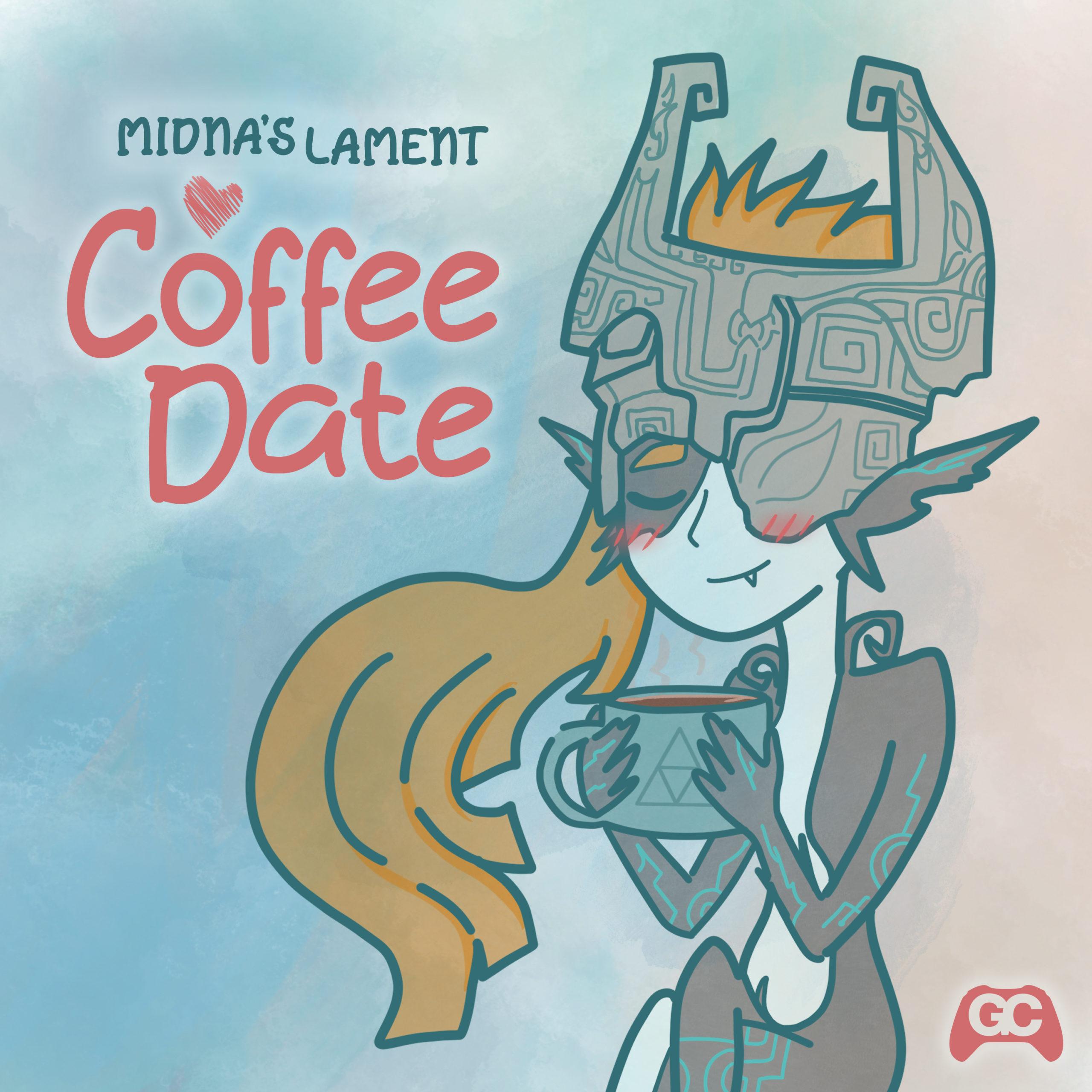 Coffee Date – Midna's Lament
