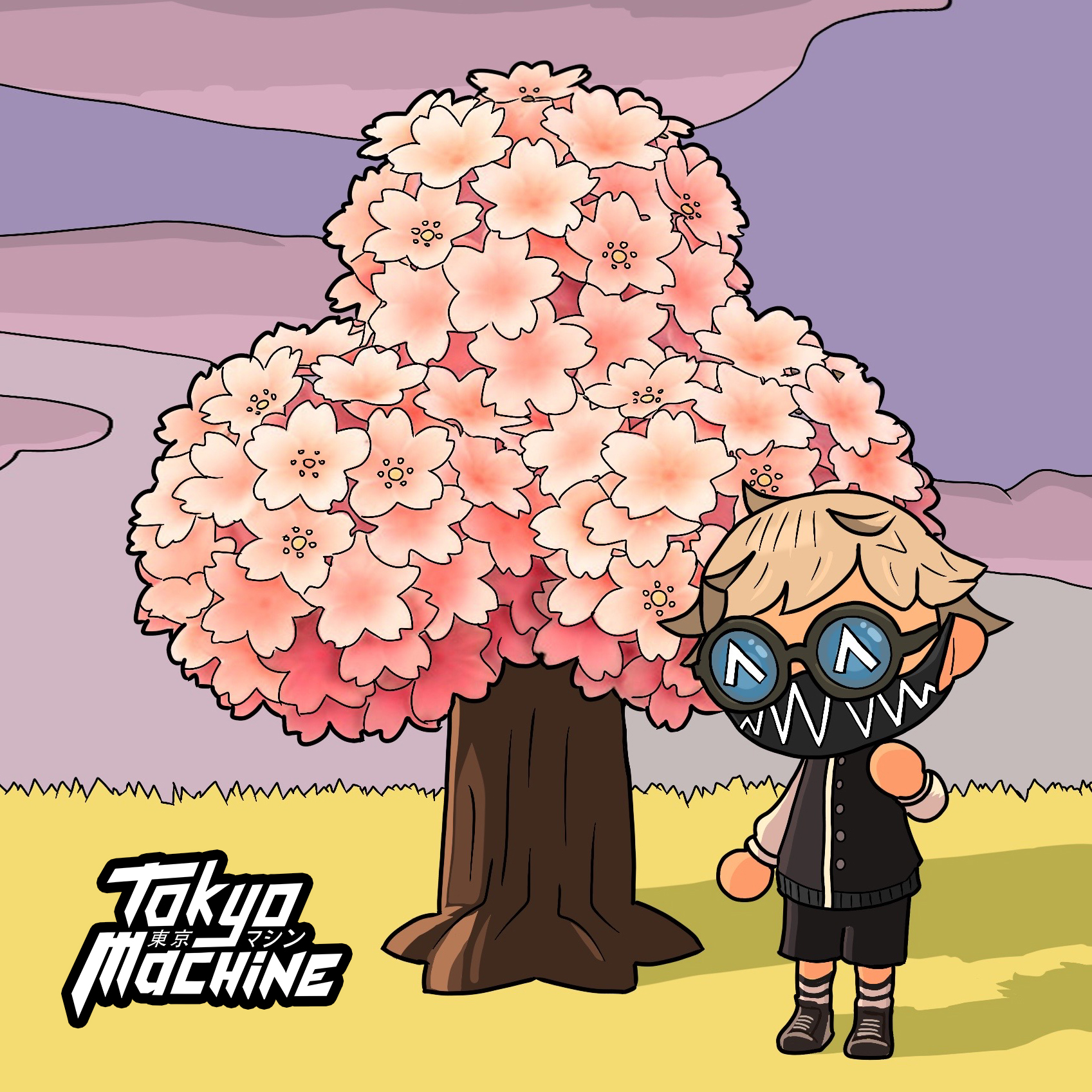 Tokyo Machine – New Horizons