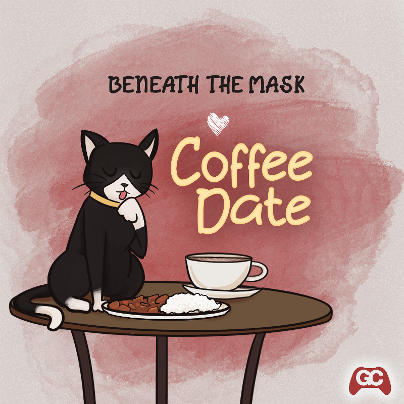 Beneath The Mask – Coffee Date