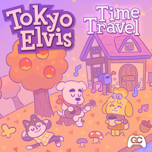 Time Travel – Tokyo Elvis